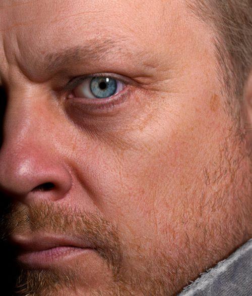 Ian Spriggs_Portrait of SeanPORTRAIT OF SEAN_DETAIL