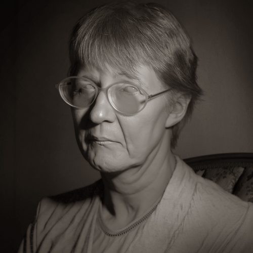 Portrait of Jenn