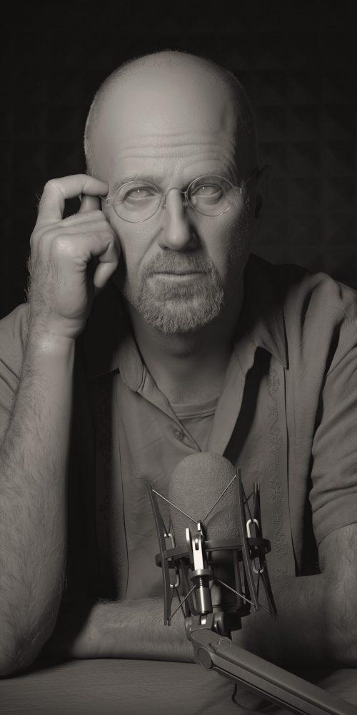 Portrait of Christopher Nichols
