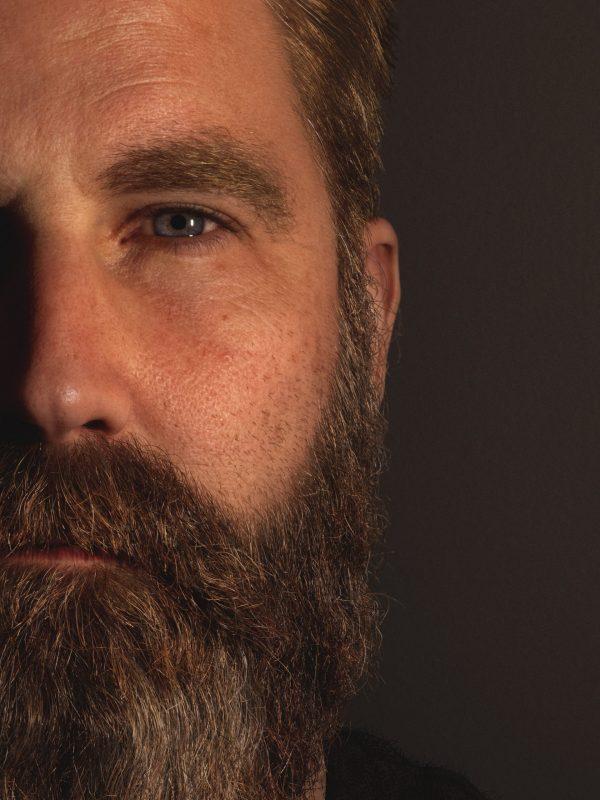 Portrait of Geoff Anderson