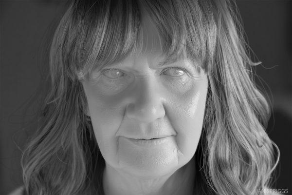 Portrait of Pamela Spriggs